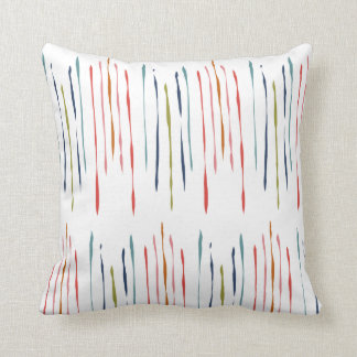 Coussin Rayures minimalistes modernes simples