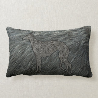 Coussin Rectangle 100 % deerhound !