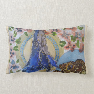 Coussin Rectangle 2018whaleturtle
