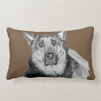 Coussin Rectangle Allemand Sheppard Macie
