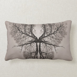 Coussin Rectangle Art d'arbre