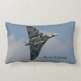Coussin Rectangle Bombardier d'aile delta d'Avro Vulcan