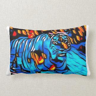 Coussin Rectangle Carreau mystique de tigre