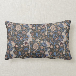 Coussin Rectangle Conception vintage de textile de William Morris