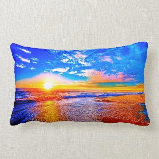 Coussin Rectangle coucher du soleil