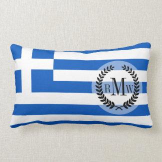 Coussin Rectangle Drapeau de la Grèce