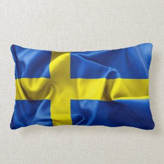 Coussin Rectangle Drapeau de la Suède