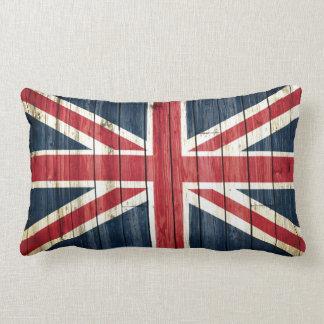 Coussin Rectangle Drapeaux de pays affligés | Grande-Bretagne
