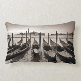 Coussin Rectangle Gondoles à Venise