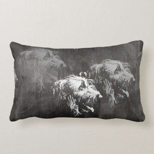 Coussin Rectangle Irish Wolfhound : sosies