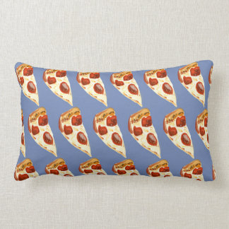 Coussin Rectangle La pizza est ma langue d'amour