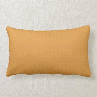Coussin Rectangle Le modèle vide do-it-yourself de texture d'or