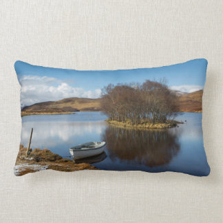 Coussin Rectangle Loch des montagnes