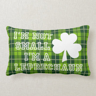 Coussin Rectangle Plaid de jour de St Patty heureuse