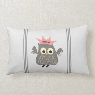 Coussin Rectangle Princesse Owl Pillow