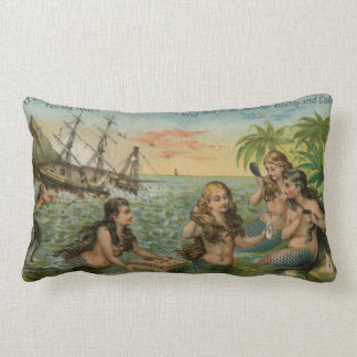 Coussin Rectangle Sirènes