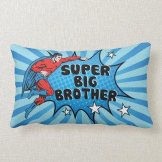 Coussin Rectangle Super héros devenant un frère