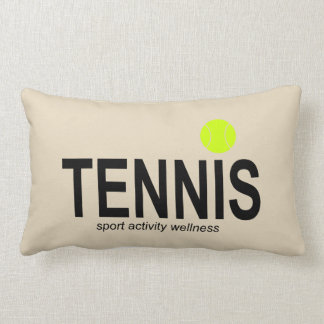 Coussin Rectangle Tennis
