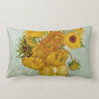 Coussin Rectangle Tournesols de Vincent van Gogh