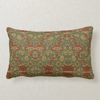 Coussin Rectangle William Morris vintage Wandle