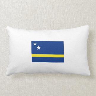 Coussin Rectangle zijdige embrasser «Curaçaose drapeau».