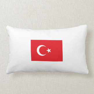 Coussin Rectangle zijdige embrasser «drapeau turc».