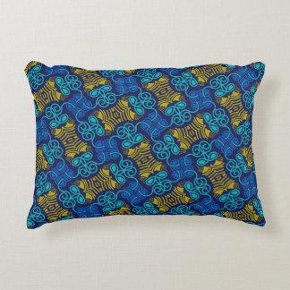 Coussins jaune personnalis s - Coussin jaune et bleu ...