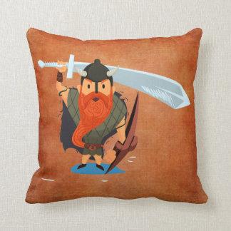 Coussin Règle de Vikings