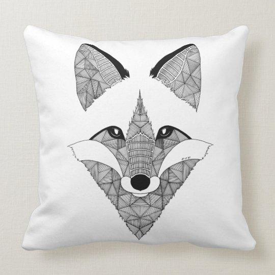 Coussin Renard fox