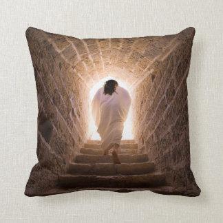 Coussin Résurrection de Jésus Chist