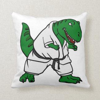Coussin rex du karateca t