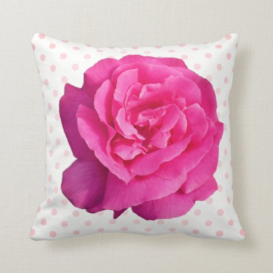 Coussin Roses