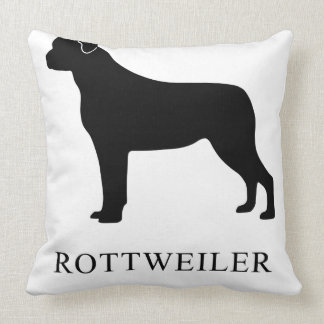 Coussin Rottweiler