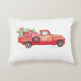 Coussin rouge de camion de Chevy