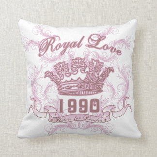 Coussin royal d'amour