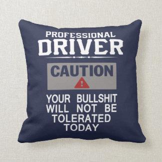 Coussin Sécurité de chauffeur de camion