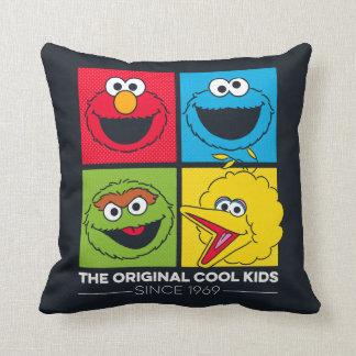 Coussin Sesame Street | les enfants frais originaux