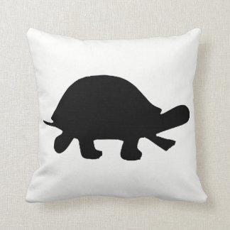 Coussin Silhouette de tortue
