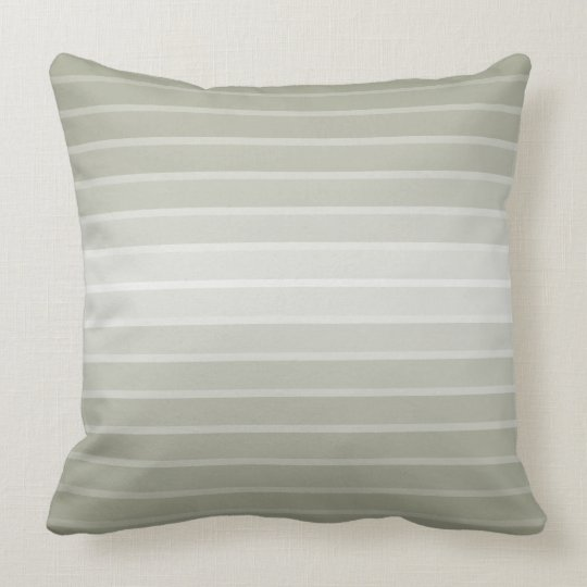 Coussin Soft grey gris stripes rayures graphic design