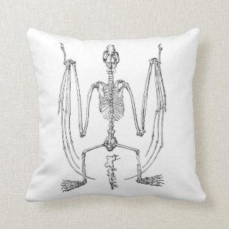 Coussin squelettique de batte