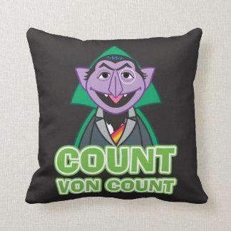 Coussin Style 2 de von Count Classic de compte