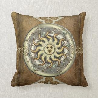 Coussin Sun et réversible de lune