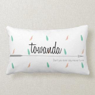 Coussin Towanda