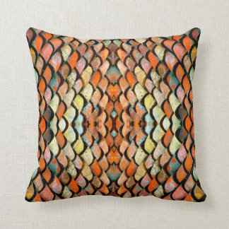 Coussin Tuiles