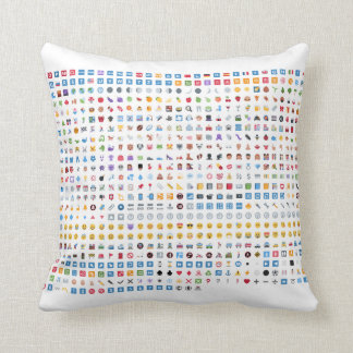 Coussin Twitter emojis pillow