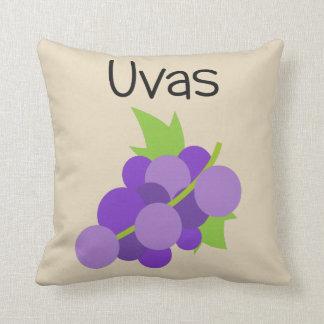 Coussin Uvas (raisins)