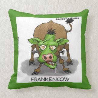 Coussin Vache drôle Throwpillow à monstre