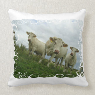 coussin vaches