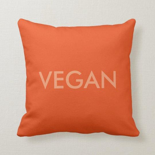 Coussin Vegan words