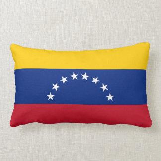Coussin vénézuélien de drapeau